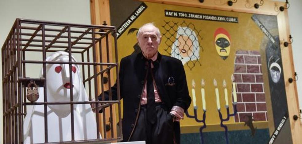 Eduardo Arroyo, cáustico modernizador de la pintura española, muere a los 81 años