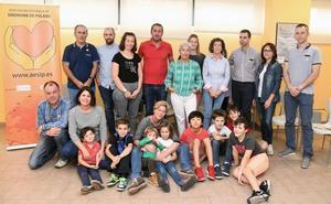 Los enfermos con Síndrome de Poland se hacen visibles en Burgos
