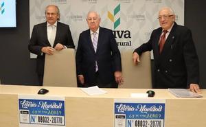 El Banco de Alimentos espera batir el récord de venta de lotería