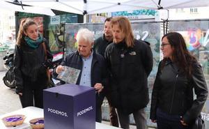 Podemos critica «el incumplimiento sistemático» de Del Olmo con el Parque Tecnológico