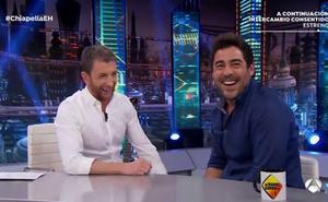 Pablo Motos, Pablo Chiapella y su momento más escatológico