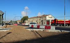 Las obras en La Ventilla están al 80% y concluirán a mediados de diciembre