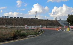 Comienza la reconstrucción del viaducto del AVE que fue derribado por defecto de calidad