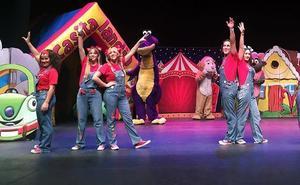 El espectáculo infantil Canta Juegos llega a Burgos