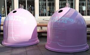 'Recicla vidrio por ellas', nueva campaña de Ecovidrio por el Día Mundial del Cáncer de Mama