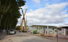 El Ayuntamiento destinará 1,1 millones a remodelar la Avenida del Arlanzón, que perderá un carril frente a El Plantío