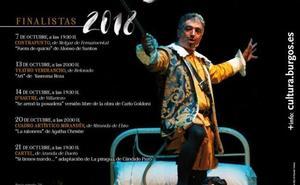 'Cuadro Artístico Mirandés' y 'Teatro Cartel' cierran la fase final del Certamen Provincial de Teatro