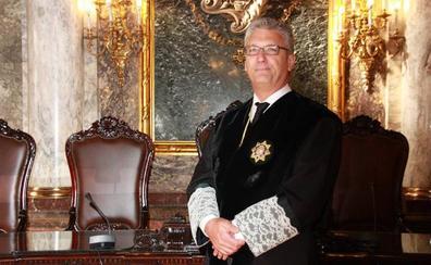 Luis Díez-Picazo, presidente Sala Tercera: El hombre de Lesmes que entró por la 'puerta trasera' del Supremo