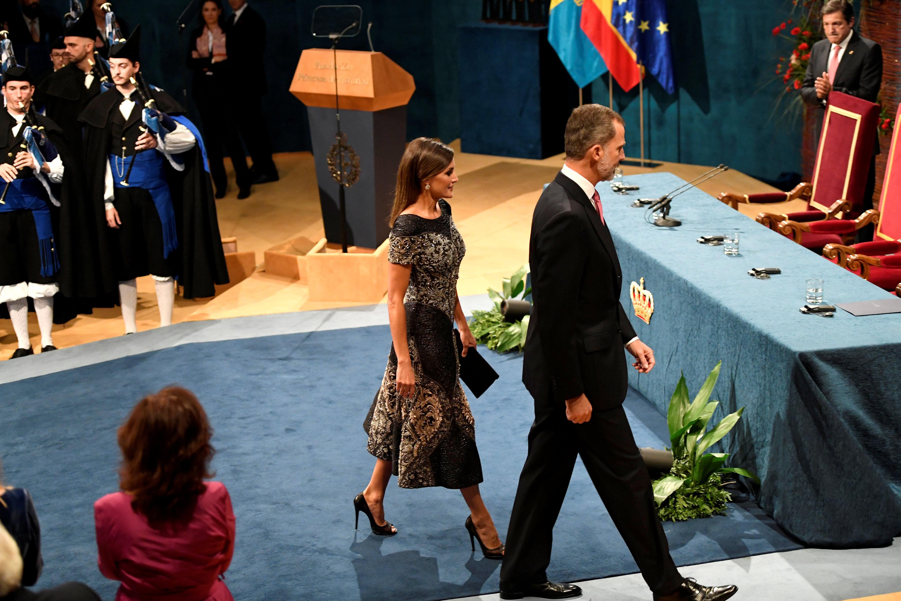 Letizia y Felipe (Varela) son indisolubles