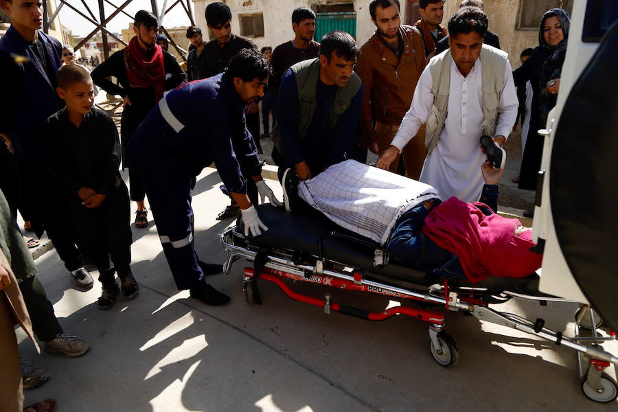 Las elecciones en Afganistán se saldan con al menos 67 muertos y 126 heridos