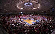 Un Coliseum rosa