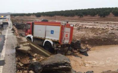 Hallan muerto al bombero desaparecido por las inundaciones en Málaga