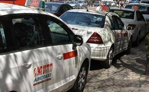 El precio del taxi en Burgos sube un 2,04% en el último año