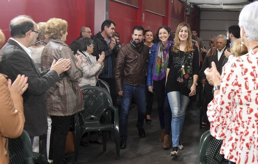 Maroto aboga por «dignificar» el trabajo en Castilla y León, donde más del 30% de los trabajadores son «pobres»