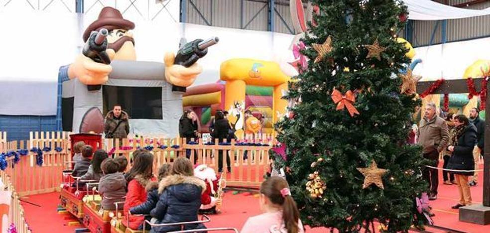 Los Parques Infantiles de Navidad regresarán del 26 de diciembre al 4 de enero