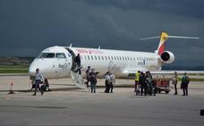 Air Nostrum gestionó 104 vuelos hasta septiembre, con una ocupación media del 50%