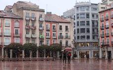 La Aemet avisa que la nieve llegará a Burgos este fin de semana