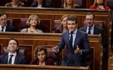 La oposición exagerada de Pablo Casado