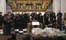 La 'Burgos Baroque Ensemble' ofrece un concierto en la Capilla de los Condestables