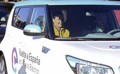 La penetración del coche eléctrico en España es de un 0,2%, aunque «van subiendo las matriculaciones»
