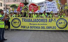 Huelga en Europistas por la extinción de la plantilla de la AP-1 ante su liberalización