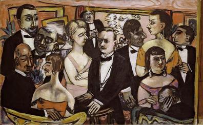 El genio grotesco de Max Beckmann brilla en el Thyssen