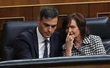 El Gobierno cuestiona que se pueda hablar de rebelión en el proceso secesionista catalán