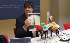 Gómez pide poner en valor el cementerio