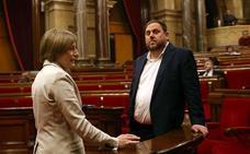 Los líderes independentistas que se sentarán en el banquillo, uno a uno