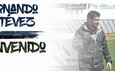Estévez, nuevo entrenador del Burgos