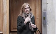 La infanta Cristina regresa a Madrid por el cumpleaños de la Reina Sofía