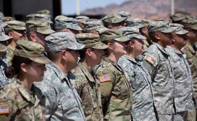 El Pentágono enviará 800 efectivos a la frontera con México