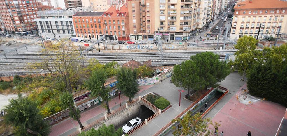 Alta Velocidad aparca el soterramiento en Valladolid y licitará cuatro pasos en noviembre