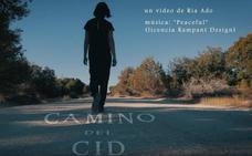 La «sensibilidad» y «sencillez» del trabajo audiovisual 'Tu Camino' ganan el I Concurso de Vídeos Camino del Cid