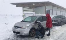 El temporal de nieve no da tregua y pone en alerta a León