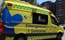 Cuatro heridos en dos accidentes en Espinosa del Camino y Oña