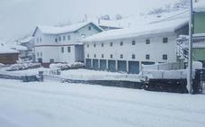 La lluvia y la nieve cubren España este domingo tras un brusco descenso de las temperaturas