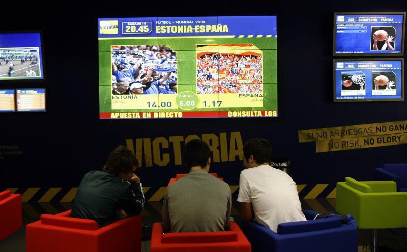 La irrupción de las casas de apuestas marca hoy el Día Nacional Sin Juegos de Azar