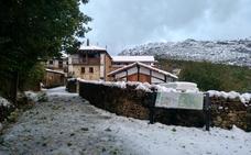 La nieve se retira, el temporal persiste