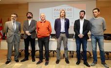Los partidos de izquierda de Castilla y León ven su pacto fiscal como un preacuerdo de gobierno