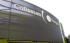 Los nuevos baños del Coliseum podrían estar listos en febrero