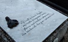 Aquí yace el noble arte del epitafio