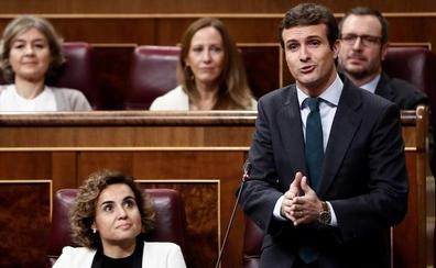 La dirección del PP racanea su apoyo a Cospedal