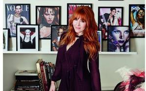 La mujer de las 150 portadas de Vogue