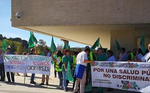 La Unión Sindical llama a la huelga a 2.000 sanitarios en Castilla y Léon