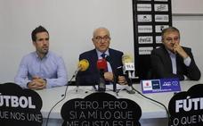 Gonzalo Antón deja su puesto en el Consejo de Administración del Burgos CF