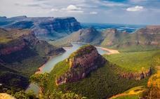 Descubriendo Sudáfrica a vista de pájaro