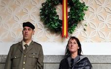 La viuda del brigada asesinado por ETA hace diez años: «Ni perdono ni olvido, pero no guardo rencor»