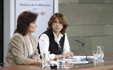 Calvo esgrime que Sánchez nunca ha dicho que hubiera rebelión desde que está en el Gobierno
