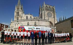 El Burgos BH, en peligro de sanción de la UCI tras el positivo de Ibai Salas